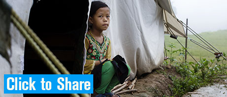 How many abandoned children are there in the world?