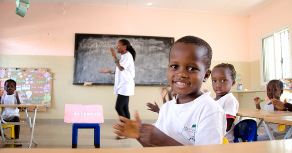 Get to Know an SOS Village in Guinea-Bissau - SOS Children's